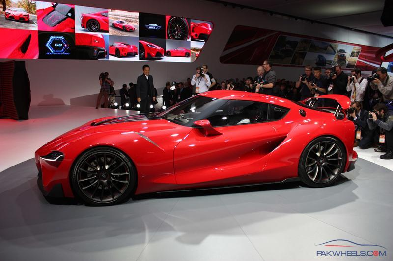Bmw Toyota Jv To Bring A Z4 Supra Successor Vintage And