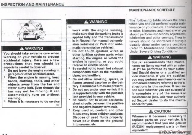 any one have manual of suzuki mehran mehran pakwheels forums rh pakwheels com www Pak Suzuki Mahran Suzuki Alto