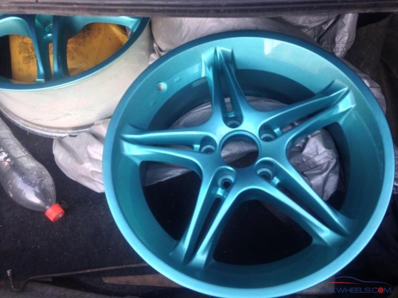 Coloured Rims Mechanical Electrical Pakwheels Forums