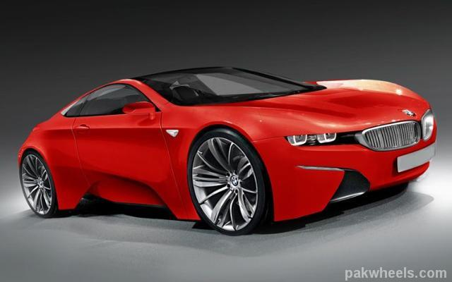 bmw resurrects 70s supercar style with m1 hommage. Black Bedroom Furniture Sets. Home Design Ideas