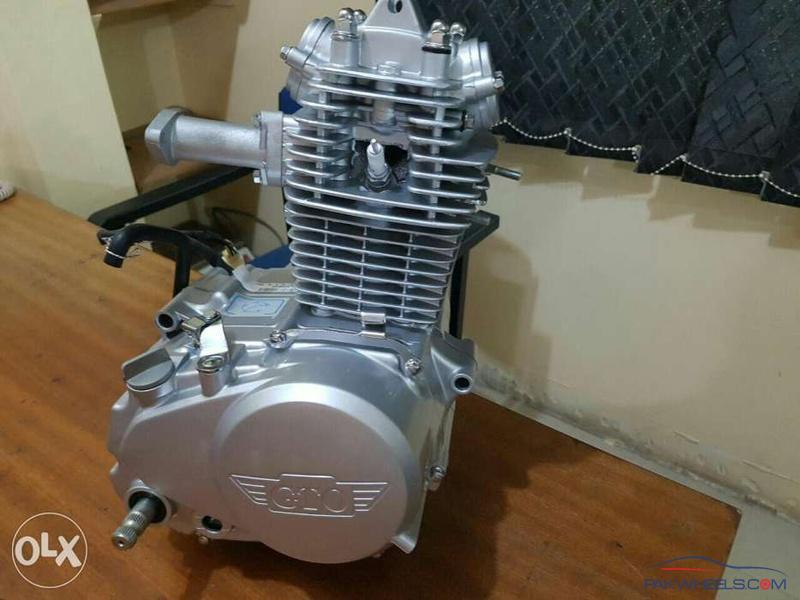 250cc, 150cc and 125cc Engines for sale in Lahore Pakistan ...