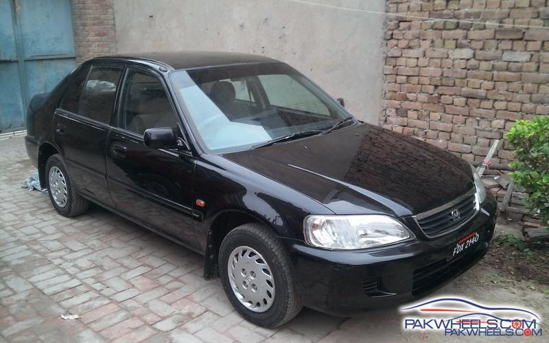 Honda City 2000 Model in Excellent Condition For Sale - Cars - PakWheels Forums
