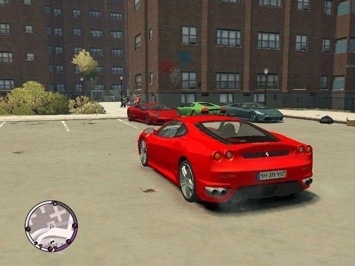 New Cars Updated In Gta 4 Spotting Hobbies Other Stuff