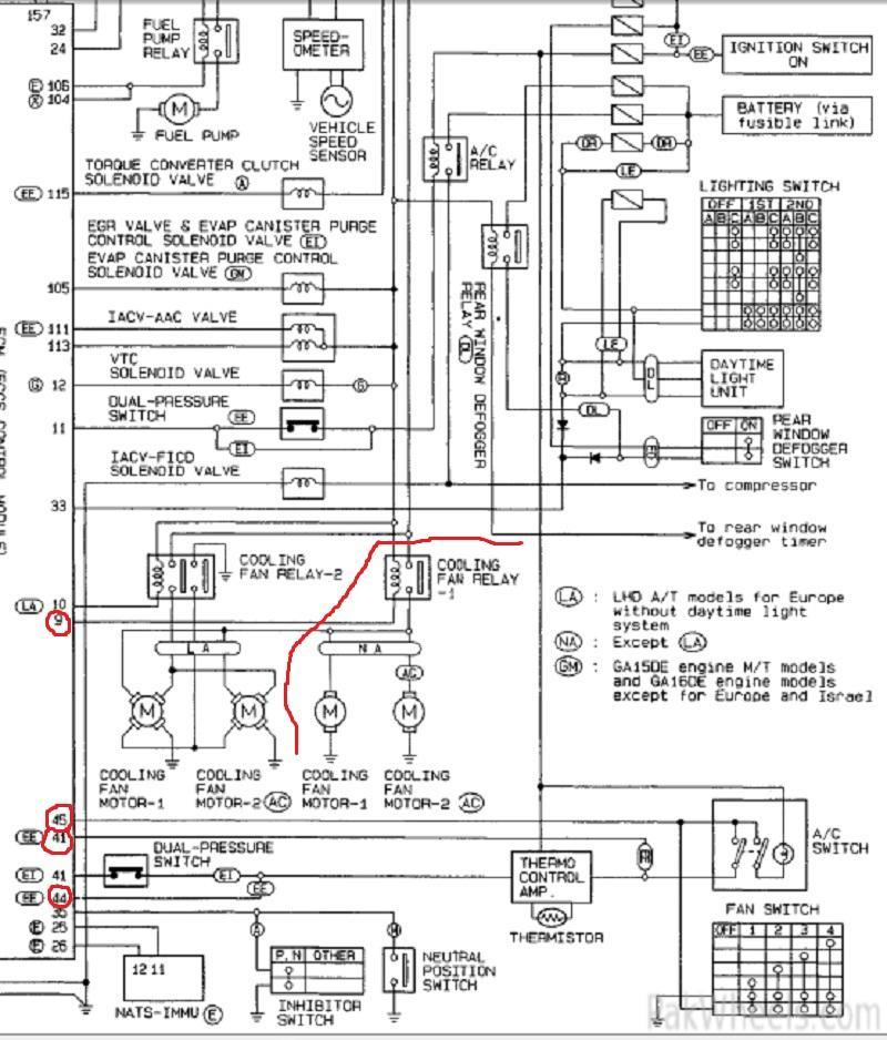 wiring diagram nissan b13 wire diagram on a 97 nissan 240 - wiring ... 97 nissan 240sx wiring diagram  printartlk.com