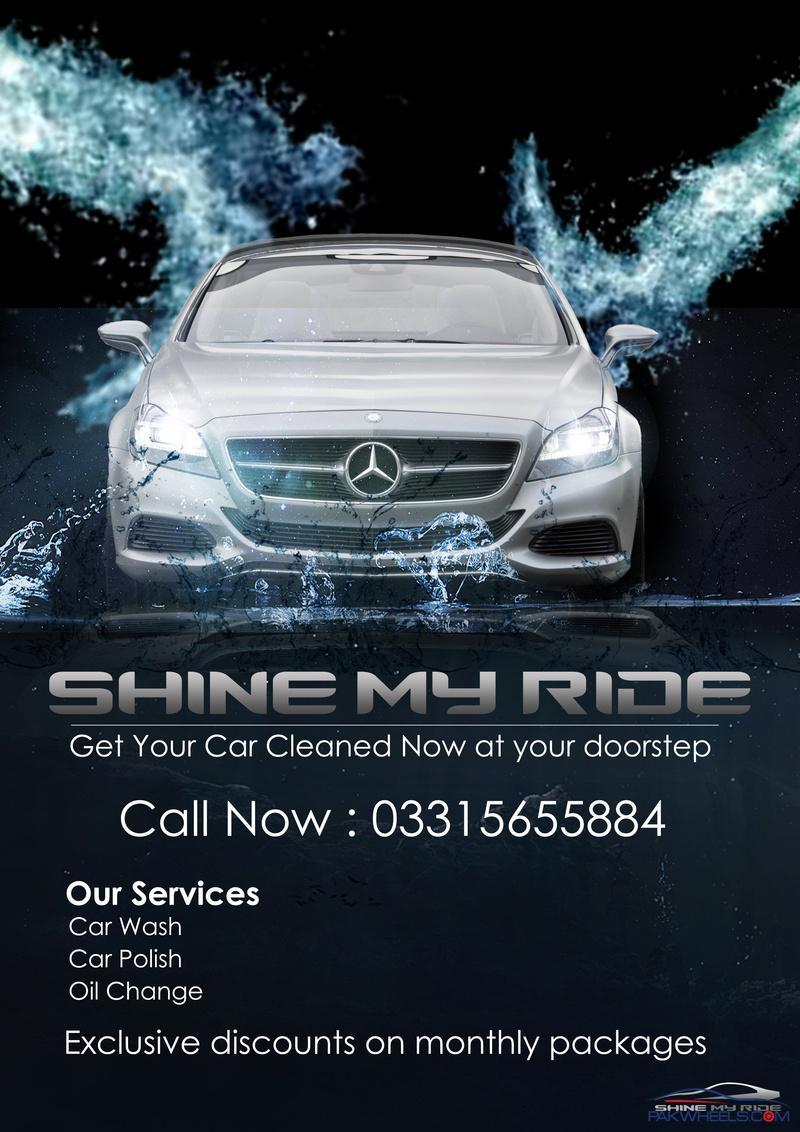 Shine My Ride Car Wash Services At Your Doorstep Body