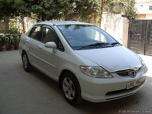 Honda city 2004 for sale! - Cars - PakWheels Forums