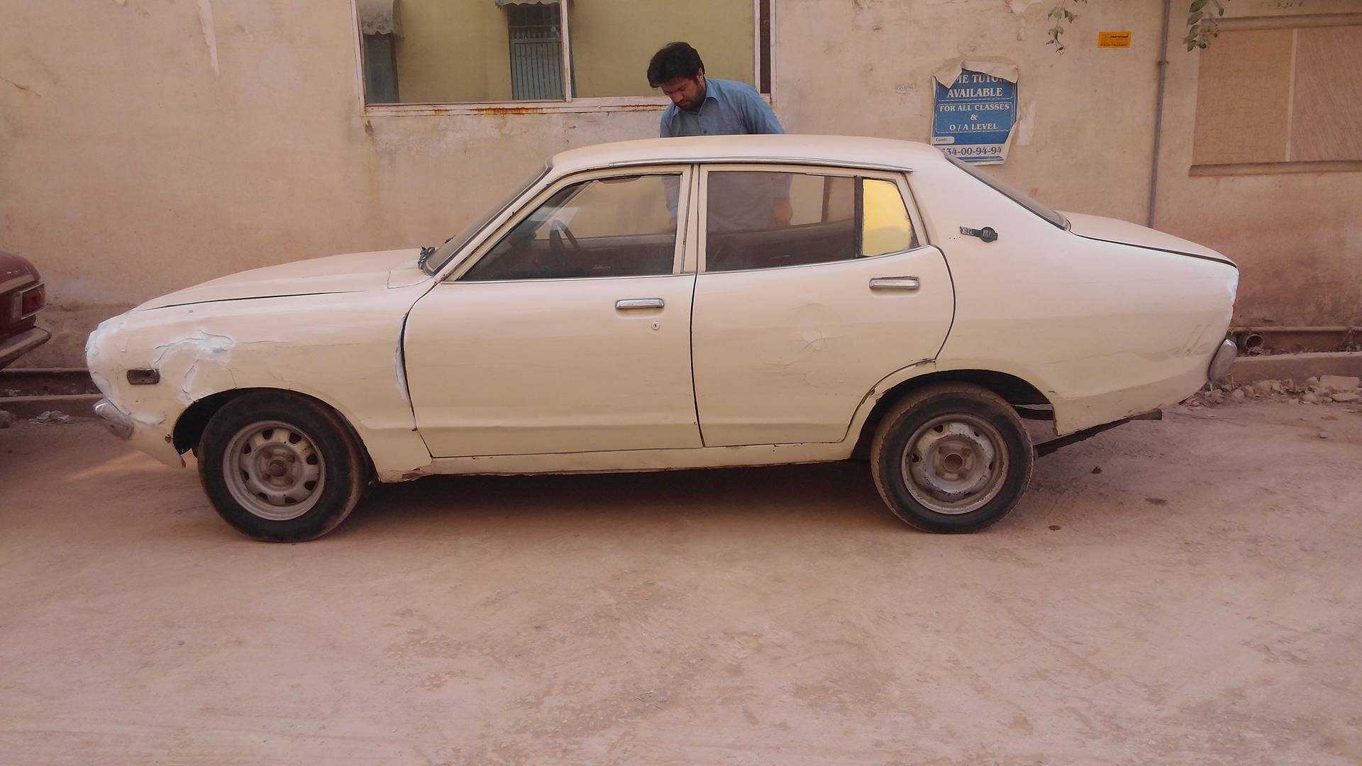 Starting a New Project Datsun 120Y 1973 - Nissan/Datsun ...