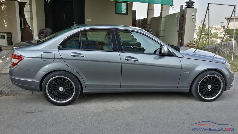 My Mercedes Benz, C Class W204 Elegance - Members / Member Rides