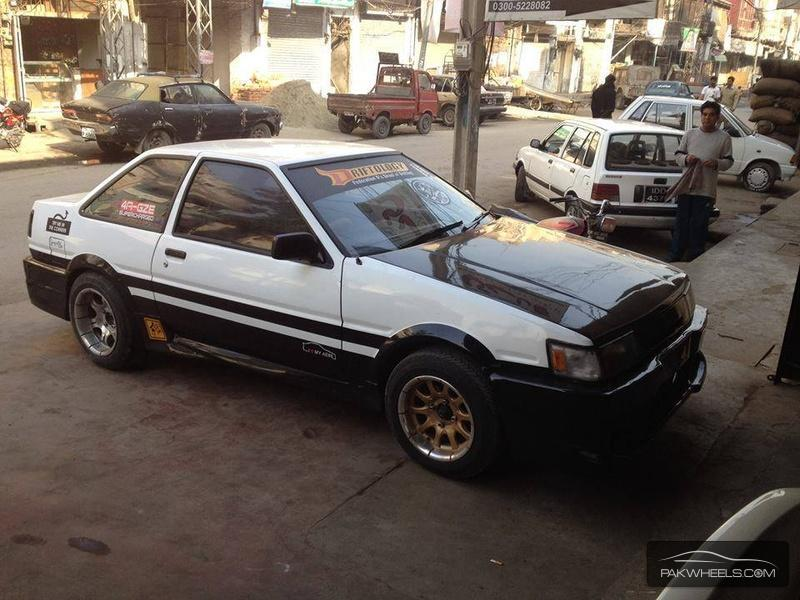 2014 Toyota Corolla For Sale >> TOYOTA LEVIN COUPE(AE86) for sale - Cars - PakWheels Forums