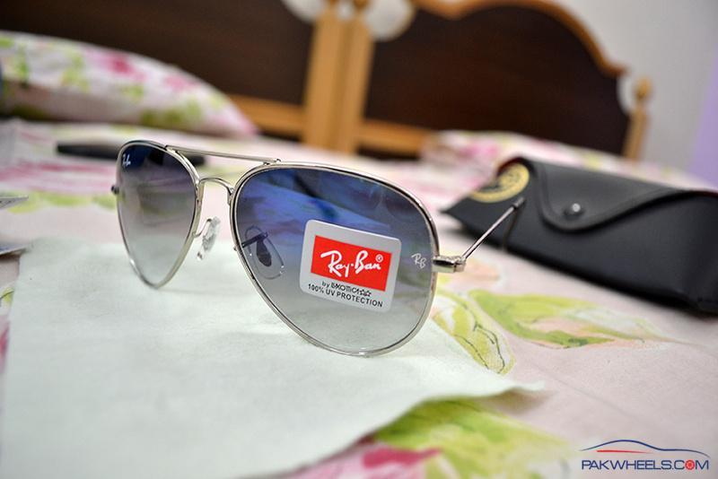 3d866e836170a4 ... price  many styles 73925 46b77 Crystal Blue Rayban Aviator Sunglasses (1st  Copy) - Non Wheels ...