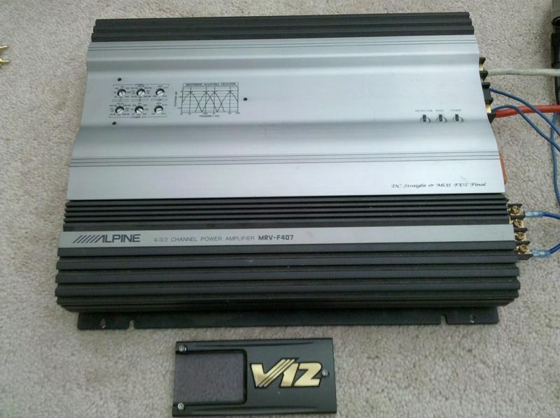 WTB 4 channel amplifier - Car Parts - PakWheels Forums