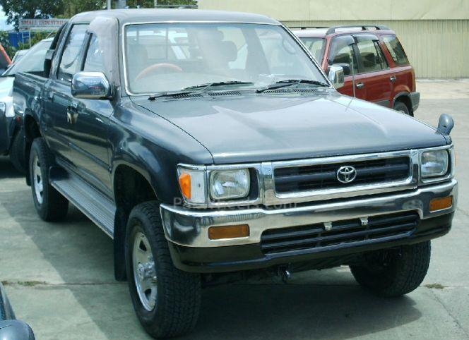 Enchanting Toyota Pickup Wiring Diagram Festooning - Wiring Ideas ...
