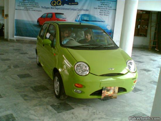 New Car Chery Qq Made In China General Car Discussion Pakwheels Forums