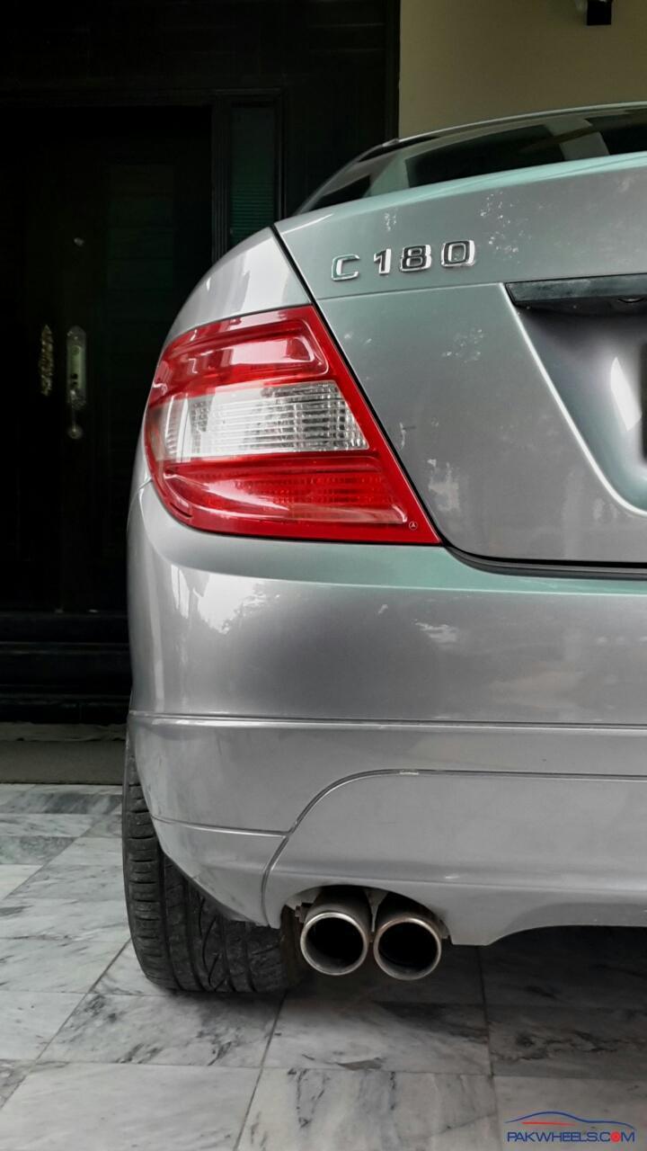 My Mercedes Benz, C Class W204 Elegance - Members / Member