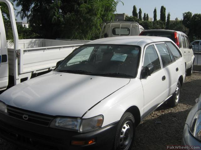 toyota corolla station wagon for sale cars pakwheels forums. Black Bedroom Furniture Sets. Home Design Ideas