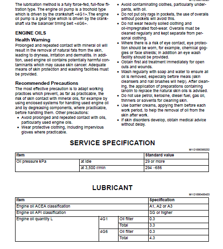 2006 Mitsubishi Lancer Service Manual