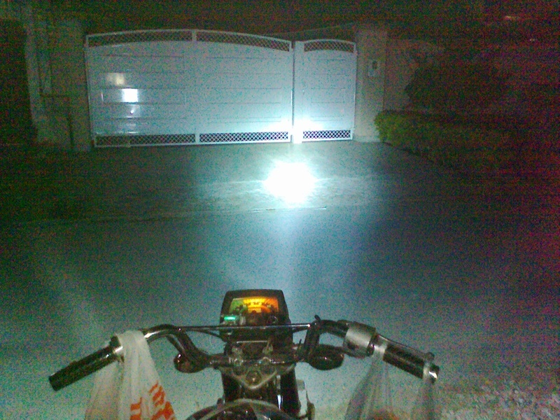 Need Info About Hids On Bike General Motorcycle Discussion