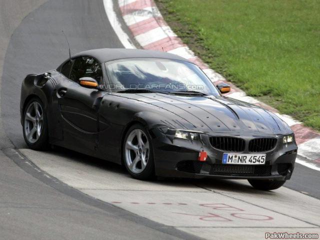 Bmw Z4 Of 2009 Spy Shots Z2 Vintage And Classic Cars Pakwheels Forums