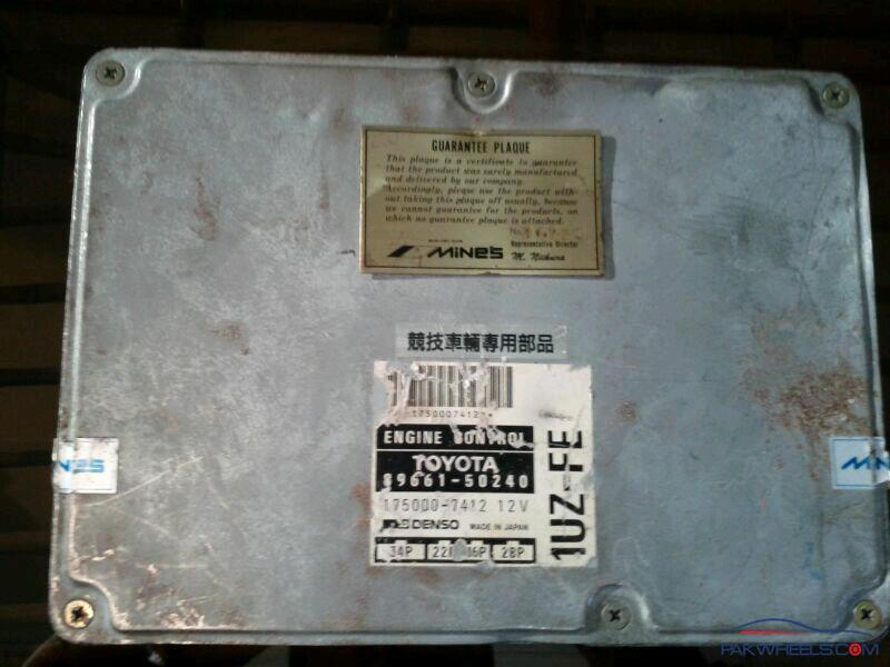FS: MINE's Performance ECU for 1UZ-FE - Car Parts - PakWheels Forums