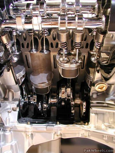 Difference Between Overhead Cam and Overhead Valve