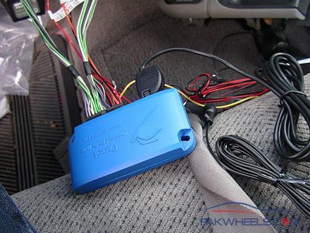 parrot 3200 ls installation manual