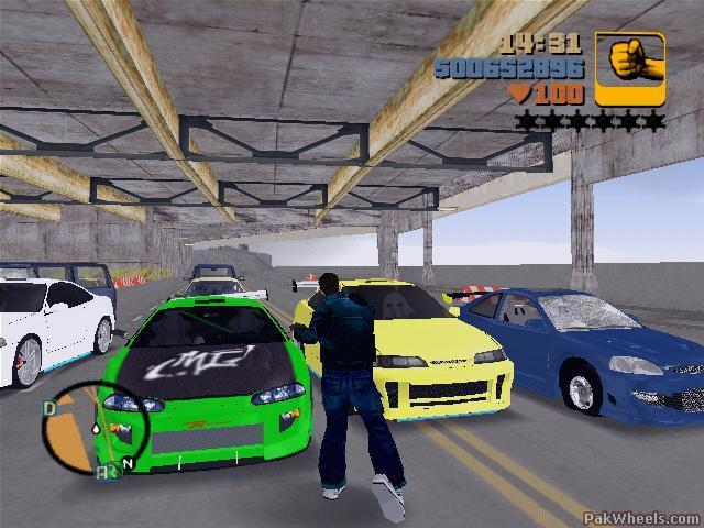 Moded And Tuned Cars In GTA Non Wheels Discussions - Gta3 cars