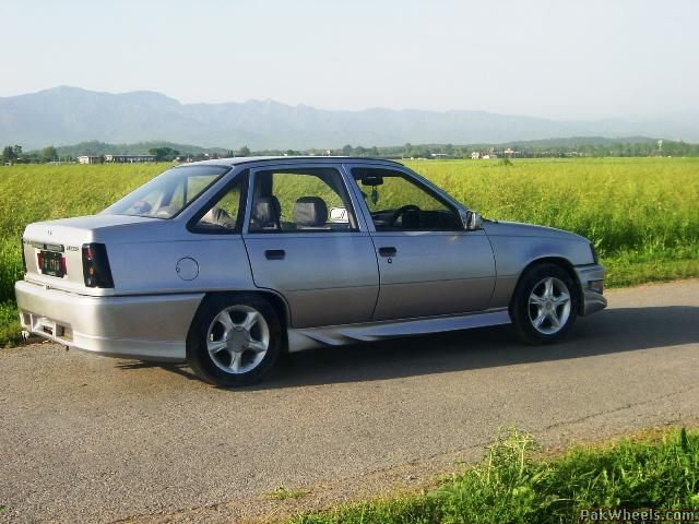 Daewoo Racer-Modified For Sale - Cars - PakWheels Forums