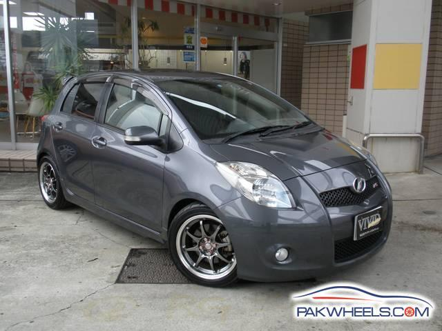 Wtb Toyota Vitz 2009 2010 Body Kits And Rs Package 16