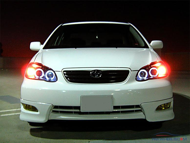 Toyota Corolla 2002 2008 Headlights Required As Shown In Pics Above