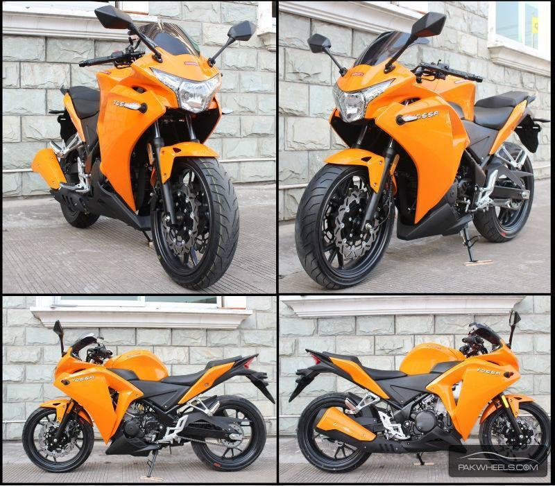 Winner Brand Bikes ? Ditto copy of CBR 250/250 at a real low