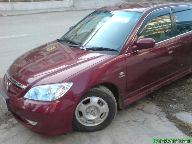 civic hybrid 2005 for sale islamabad cars pakwheels forums. Black Bedroom Furniture Sets. Home Design Ideas