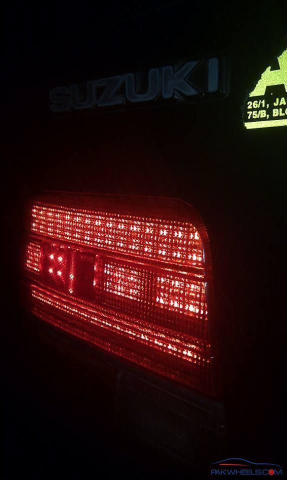 Khyber LED Tail Lights(DIY 1 Hr, Costs Rs: 850)   D.I.Y Projects    PakWheels Forums
