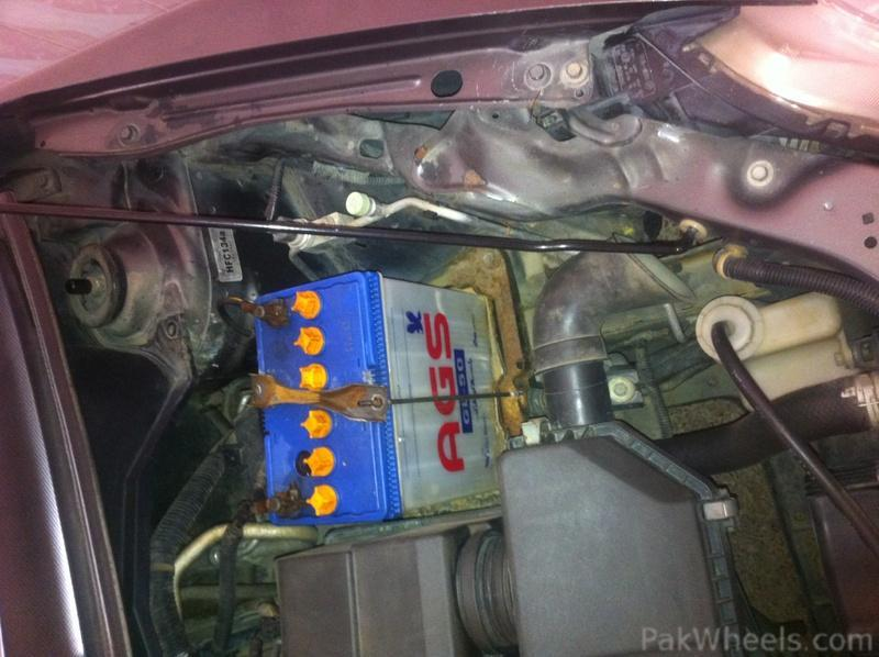 how to clean engine bay honda