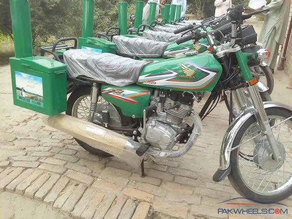 2018 honda 125. modren 125 for agricultural use distributed by govt of punjab on 2018 honda 125