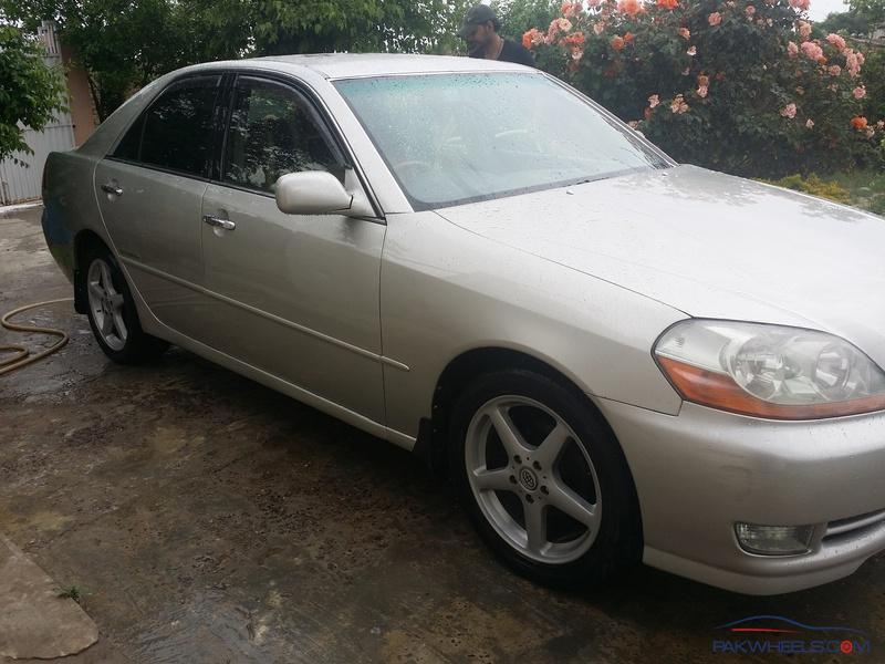 WTS : Toyota Mark II Grande 2004 - Cars - PakWheels Forums
