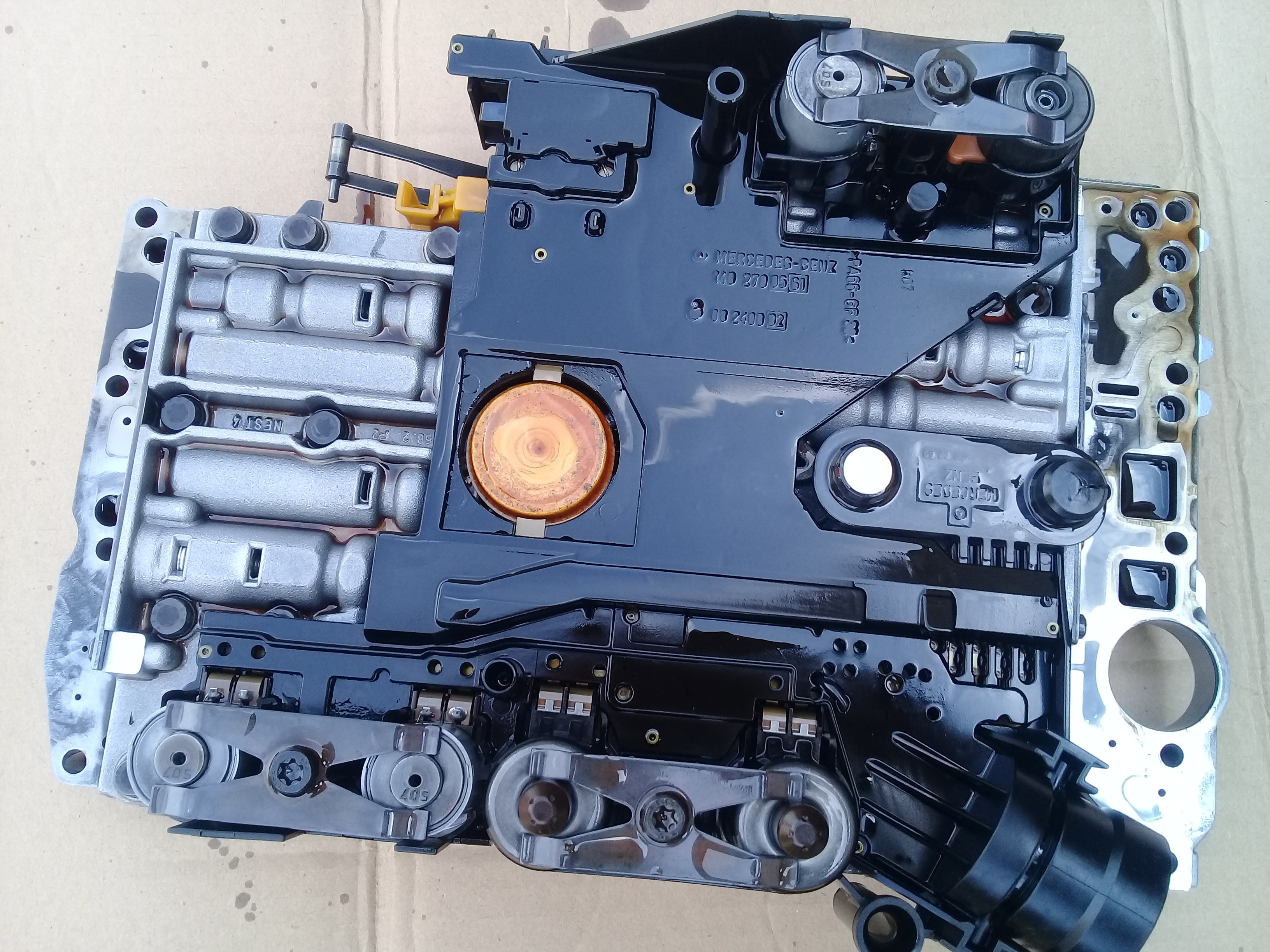 W211 Limp Mode