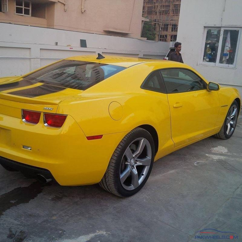 Chevrolet Chevy Camaro Ss For Sale Karachi Cars Pakwheels Forums