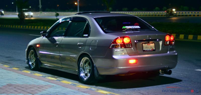 civic es build thread diy projects pakwheels forums