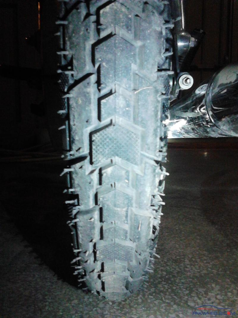 Motorcycle Tyre Fitting Cost
