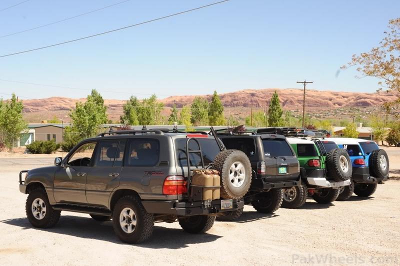 For Sale: Land Cruiser 100 Parts - Land Cruiser - PakWheels