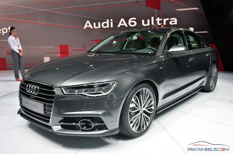Audi A6 gets a price cut A BIG ONE - News/Articles/Motorists