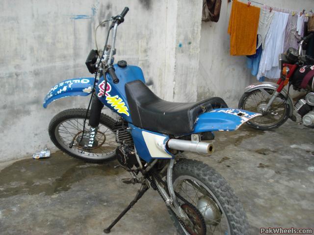 Yamaha Dt For Sale In Karachi