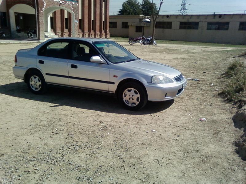 Honda civic 99 for sale in rawalpindi islamabad cars for Honda civic 99 for sale
