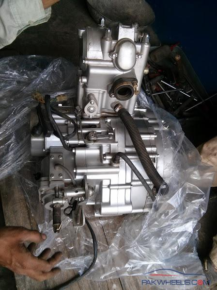 How To Sell A Motorcycle >> 250cc, 150cc and 125cc Engines for sale in Lahore Pakistan - Motorcycles & Motorcycle Parts ...