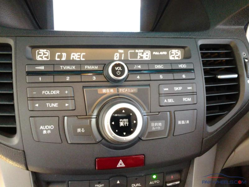 How To Set Clock In A 2009 Honda Accord Imported From Japan In Car