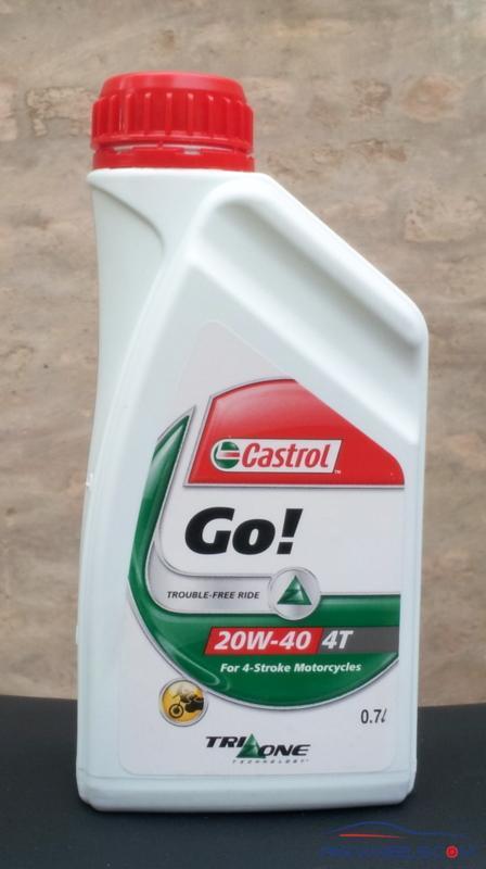 Zic Zipex 20w-40 vs Havoline 4T 20w40 vs Honda Oil 20w40 ...