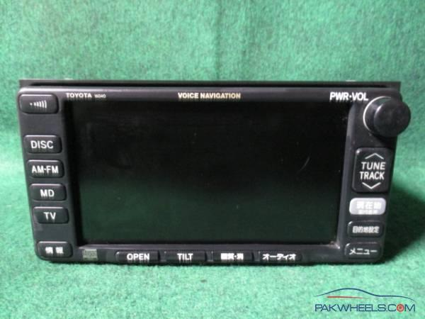 toyota 16040 voice navigation in car entertainment ice rh pakwheels com Toyota GPS Navigation Toyota RAV4 Navigation System