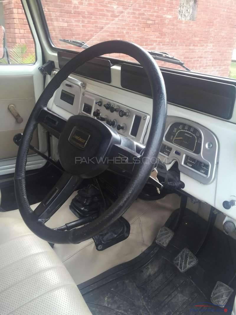 Toyota FJ40 Restoration - General 4X4 Discussion - PakWheels Forums