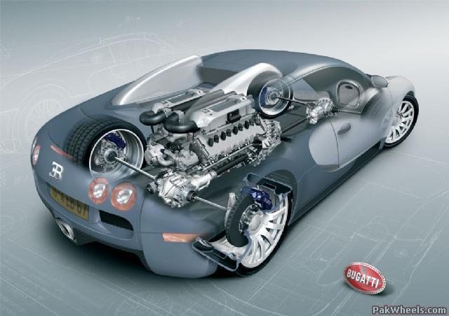 bugatti veyron unleashed!*** - road trips / vacations / hiking