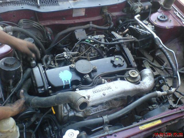 From CD17 to CD20 in NIssan Sunny B13 - Nissan/Datsun ...